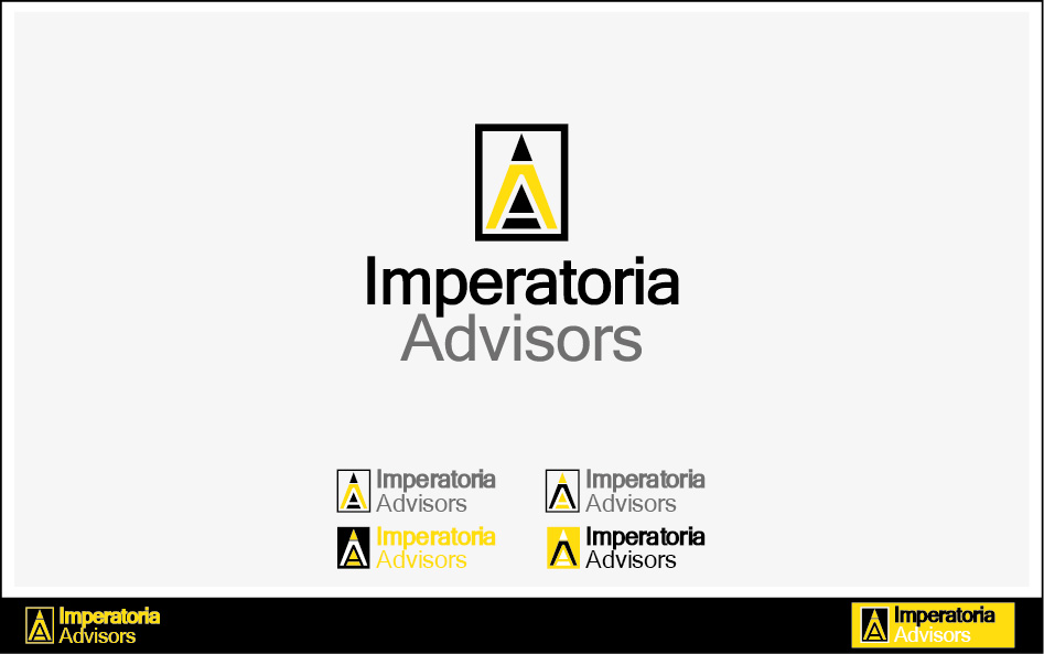 Logo Design by Private User - Entry No. 45 in the Logo Design Contest Unique Logo Design Wanted for Imperatoria Advisors.