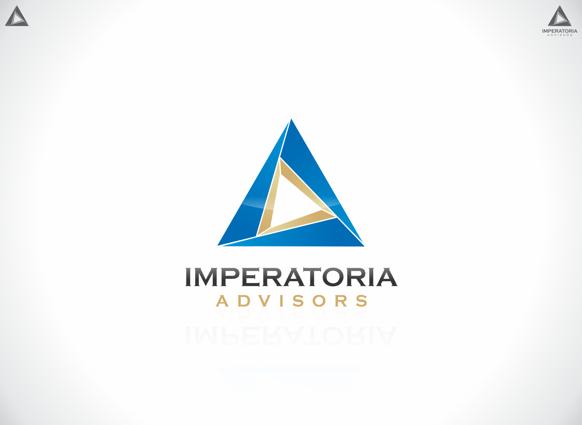 Logo Design by dandor - Entry No. 46 in the Logo Design Contest Unique Logo Design Wanted for Imperatoria Advisors.
