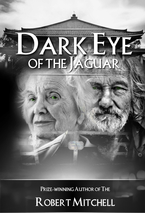 Book Cover Design by Private User - Entry No. 49 in the Book Cover Design Contest Imaginative Book Cover Design for Dark Eye of the Jaguar.