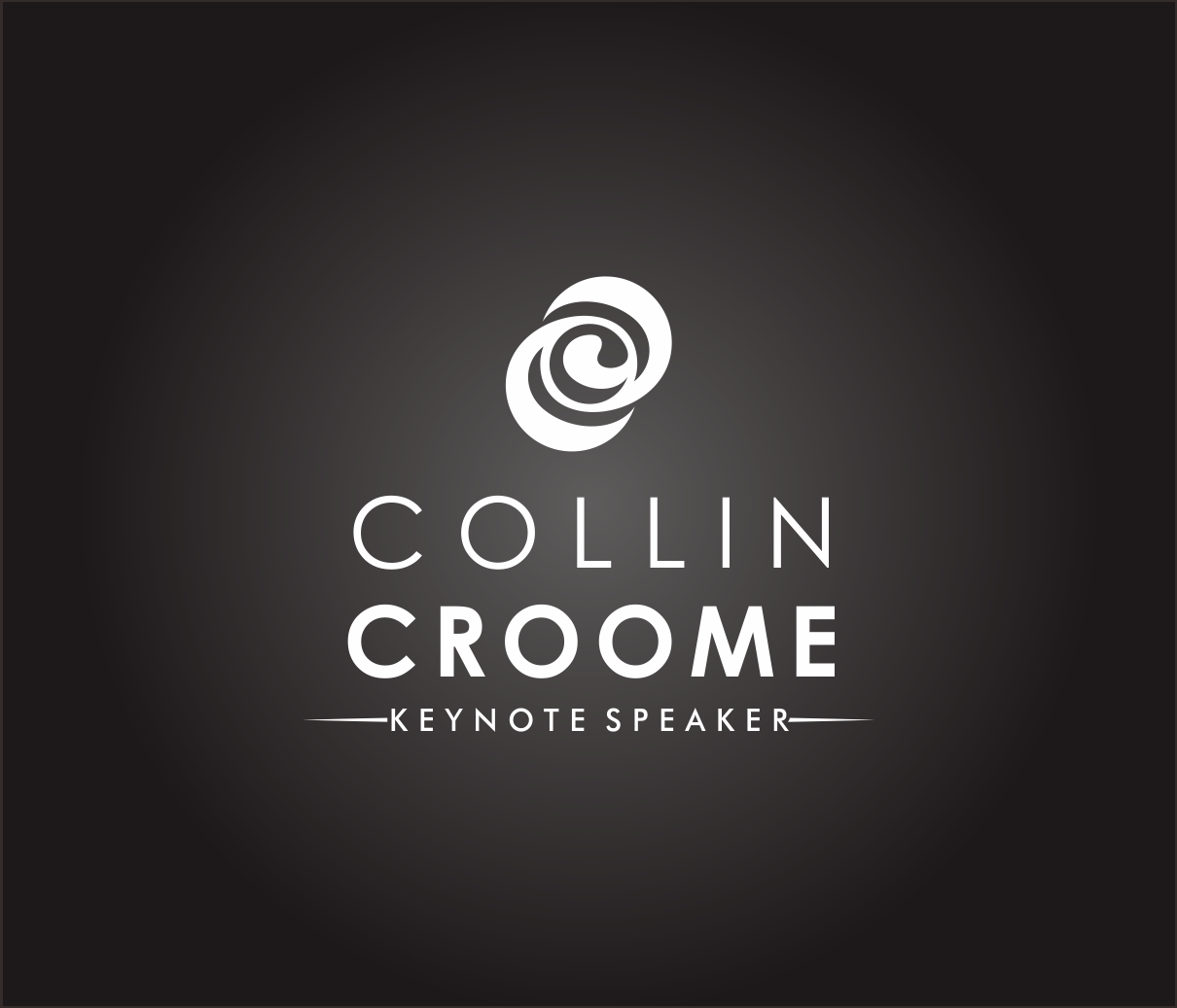 Logo Design by Armada Jamaluddin - Entry No. 238 in the Logo Design Contest Modern Logo Design for Collin Croome.