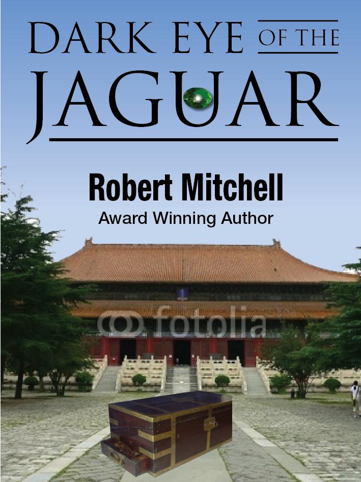 Book Cover Design by darkobovan - Entry No. 53 in the Book Cover Design Contest Imaginative Book Cover Design for Dark Eye of the Jaguar.