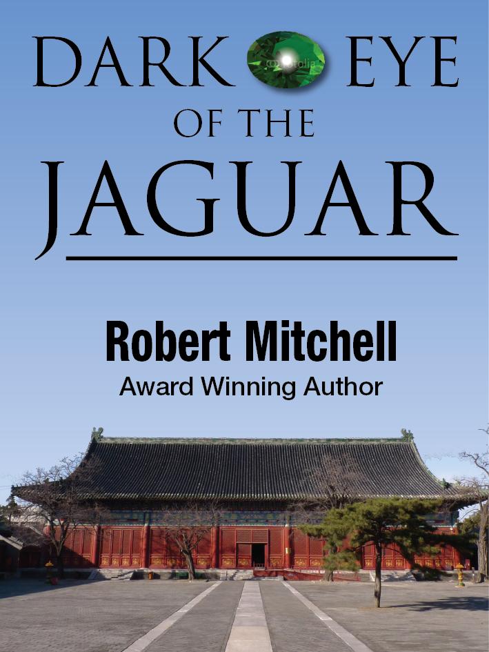 Book Cover Design by darkobovan - Entry No. 54 in the Book Cover Design Contest Imaginative Book Cover Design for Dark Eye of the Jaguar.