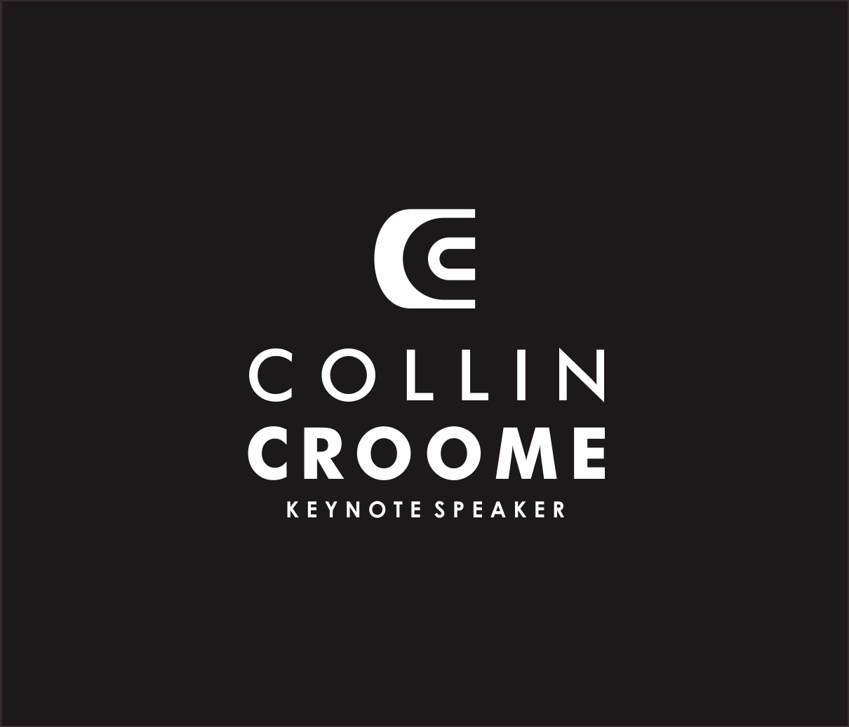 Logo Design by Armada Jamaluddin - Entry No. 246 in the Logo Design Contest Modern Logo Design for Collin Croome.