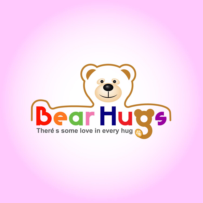 Logo Design by lagalag - Entry No. 31 in the Logo Design Contest Inspiring Logo Design for BearHugs.