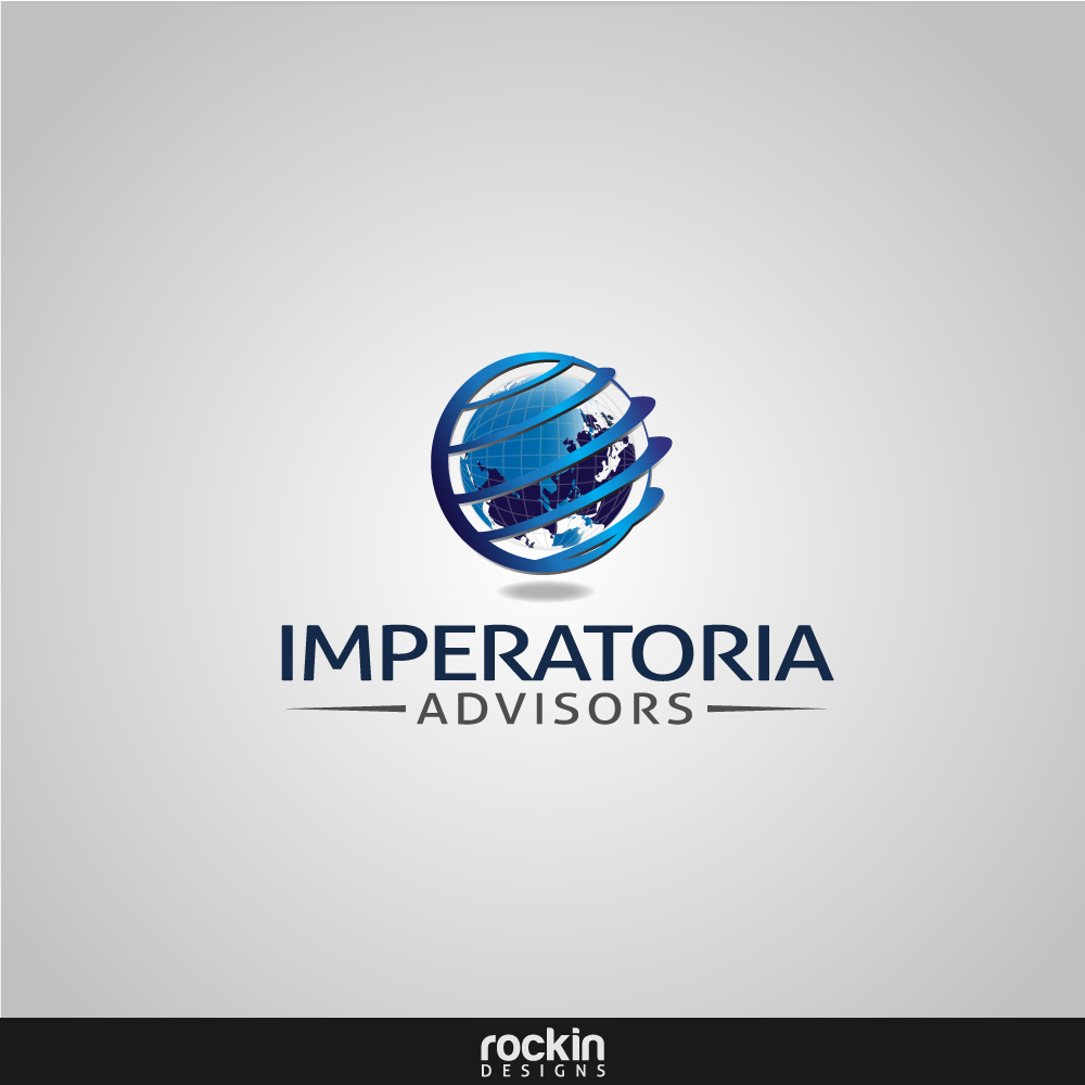 Logo Design by rockin - Entry No. 54 in the Logo Design Contest Unique Logo Design Wanted for Imperatoria Advisors.