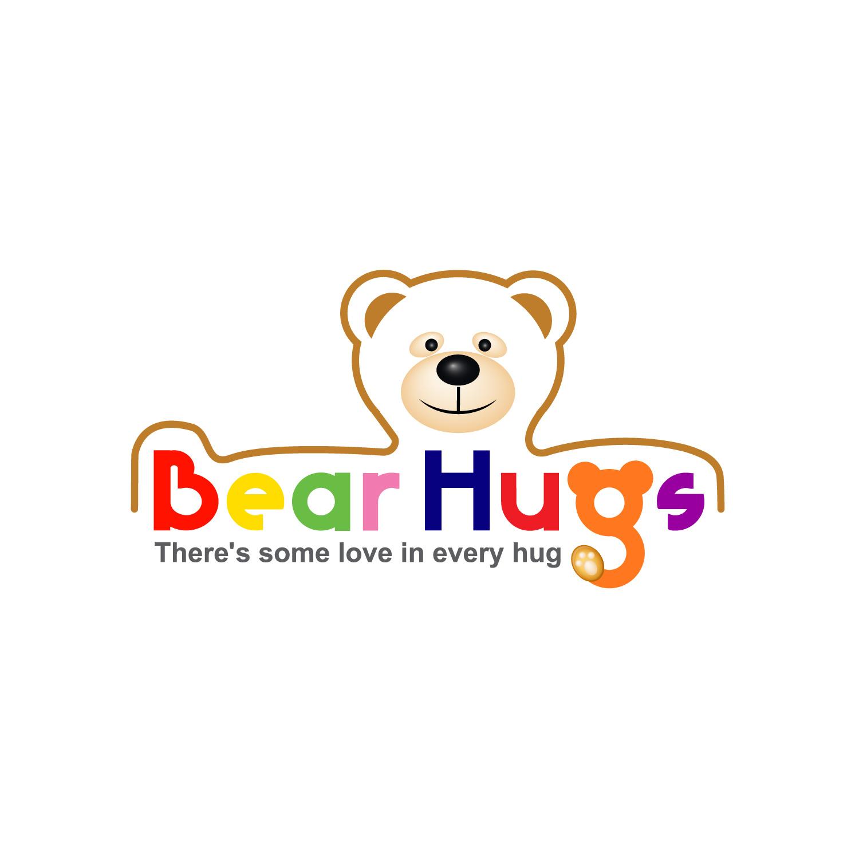 Logo Design by lagalag - Entry No. 36 in the Logo Design Contest Inspiring Logo Design for BearHugs.