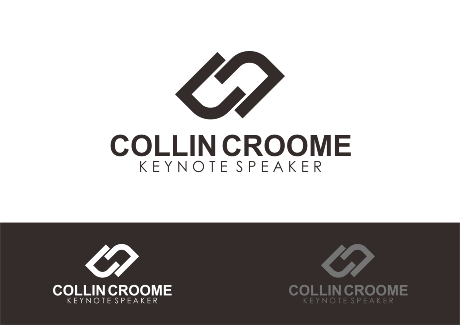 Logo Design by Private User - Entry No. 251 in the Logo Design Contest Modern Logo Design for Collin Croome.