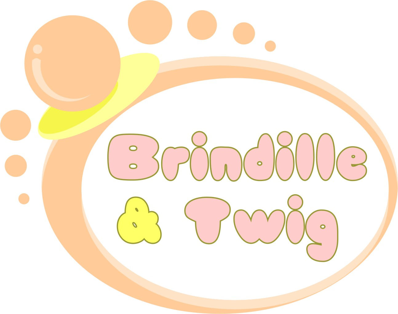Logo Design by Achmad Ismail - Entry No. 17 in the Logo Design Contest Logo Design for Brindille & Twig.