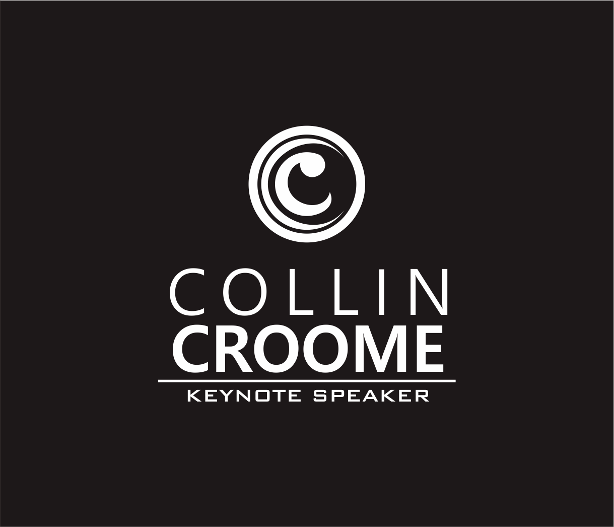 Logo Design by Armada Jamaluddin - Entry No. 259 in the Logo Design Contest Modern Logo Design for Collin Croome.