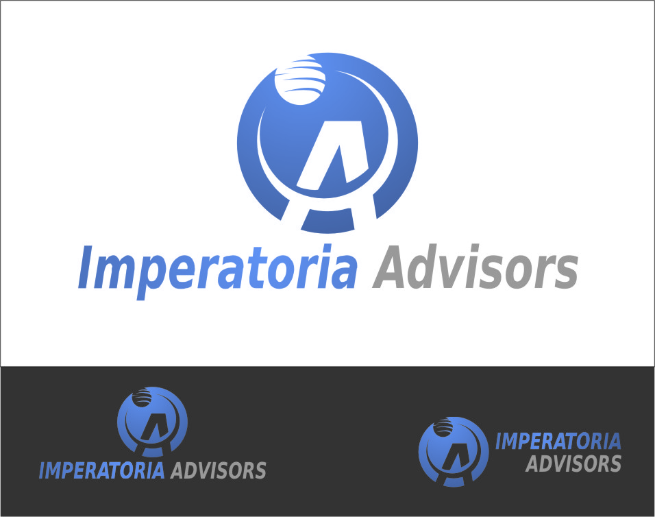 Logo Design by Ngepet_art - Entry No. 59 in the Logo Design Contest Unique Logo Design Wanted for Imperatoria Advisors.