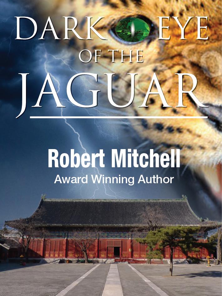 Book Cover Design by darkobovan - Entry No. 67 in the Book Cover Design Contest Imaginative Book Cover Design for Dark Eye of the Jaguar.
