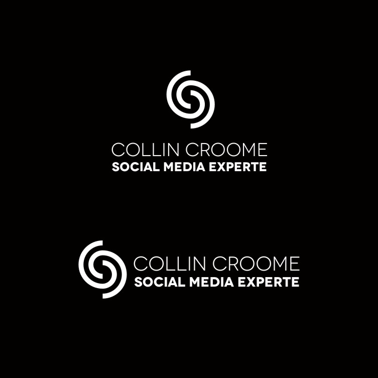 Logo Design by Private User - Entry No. 267 in the Logo Design Contest Modern Logo Design for Collin Croome.