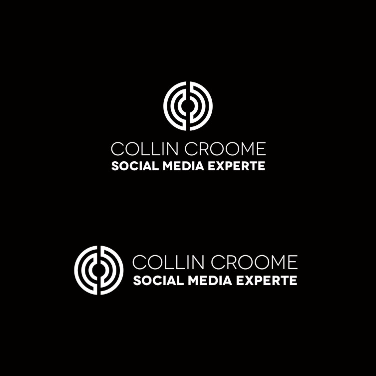 Logo Design by Private User - Entry No. 269 in the Logo Design Contest Modern Logo Design for Collin Croome.