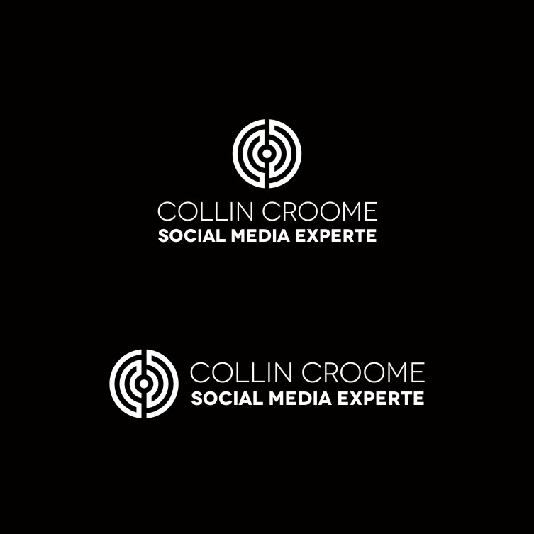 Logo Design by Private User - Entry No. 271 in the Logo Design Contest Modern Logo Design for Collin Croome.