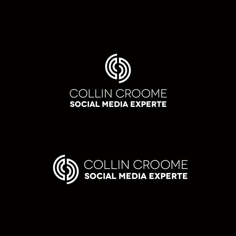 Logo Design by Private User - Entry No. 272 in the Logo Design Contest Modern Logo Design for Collin Croome.