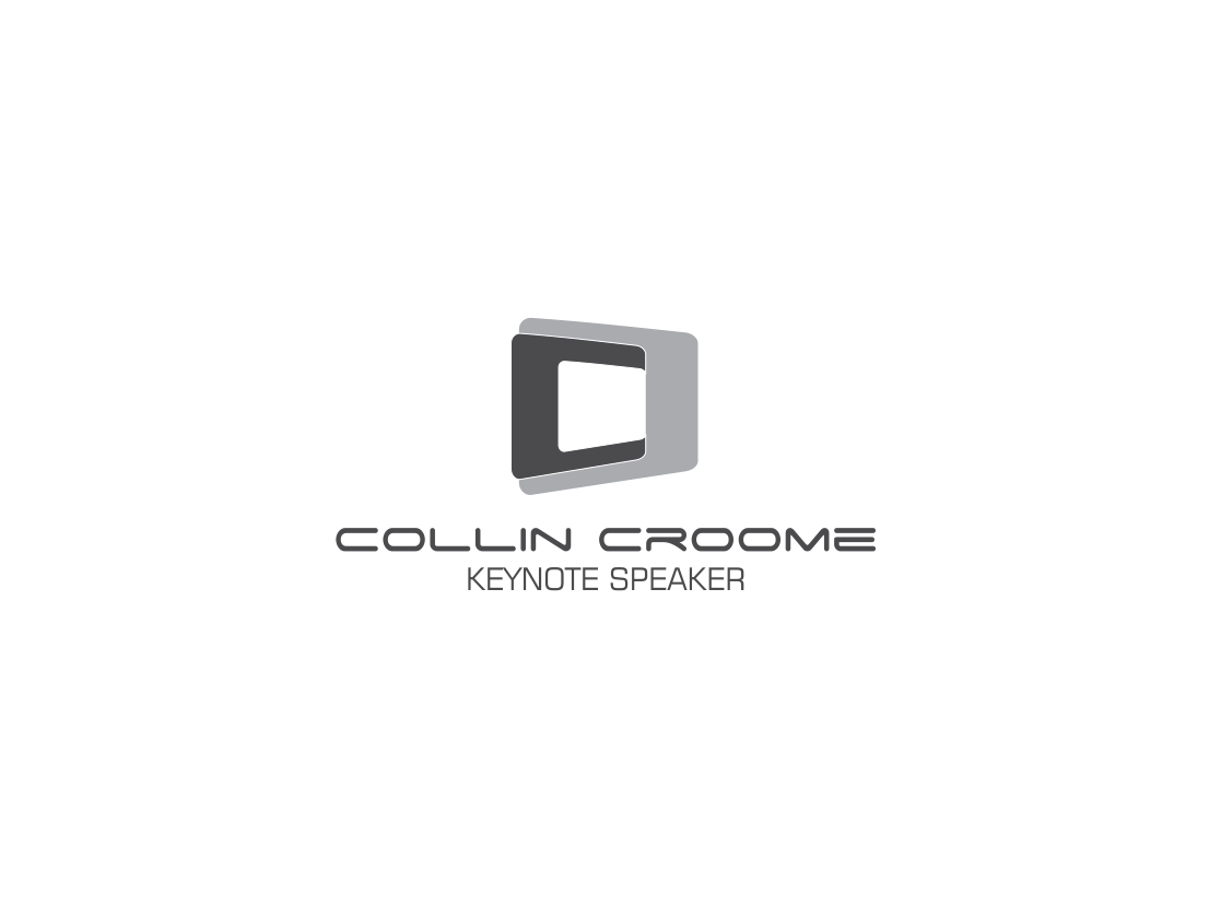 Logo Design by Rizwan Saeed - Entry No. 276 in the Logo Design Contest Modern Logo Design for Collin Croome.