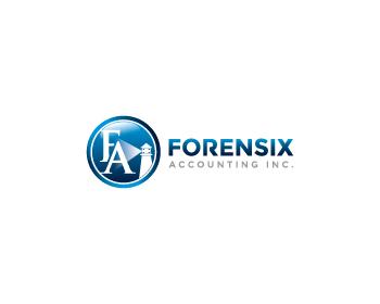 Logo Design by designhouse - Entry No. 46 in the Logo Design Contest FORENSIX ACCOUNTING INC. Logo Design.