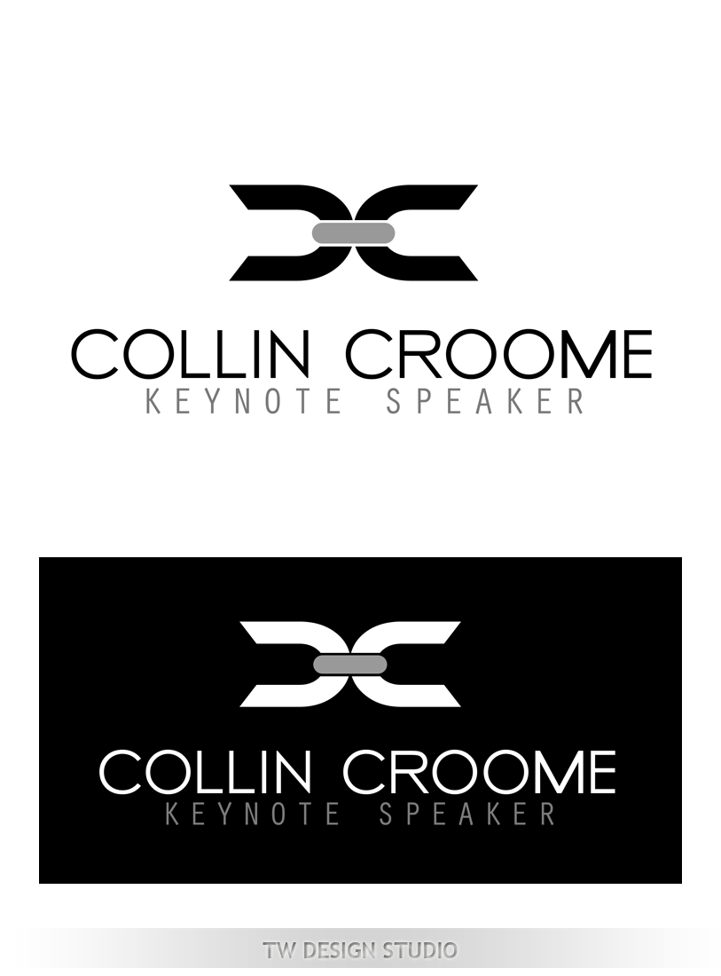 Logo Design by Private User - Entry No. 289 in the Logo Design Contest Modern Logo Design for Collin Croome.