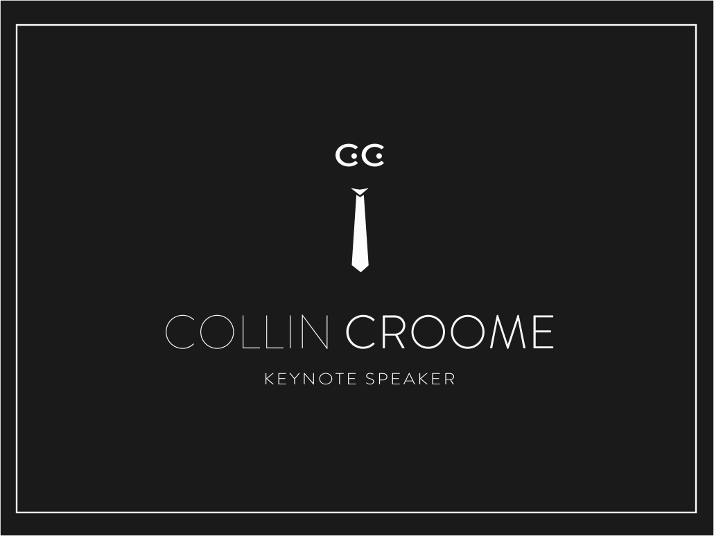 Logo Design by Q_Division_Designs - Entry No. 292 in the Logo Design Contest Modern Logo Design for Collin Croome.