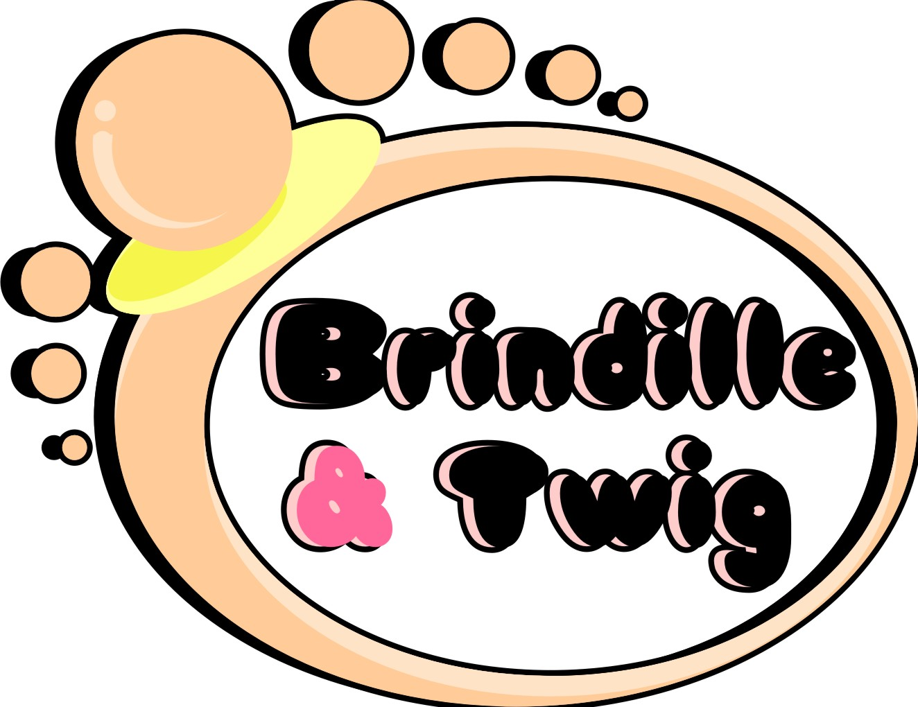 Logo Design by Achmad Ismail - Entry No. 19 in the Logo Design Contest Logo Design for Brindille & Twig.