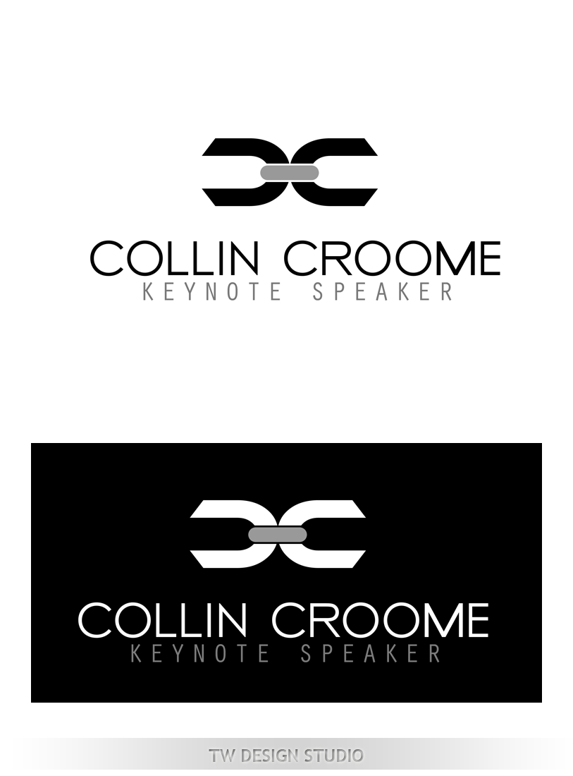 Logo Design by Private User - Entry No. 295 in the Logo Design Contest Modern Logo Design for Collin Croome.