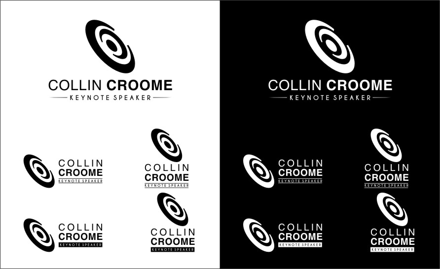 Logo Design by Ngepet_art - Entry No. 298 in the Logo Design Contest Modern Logo Design for Collin Croome.