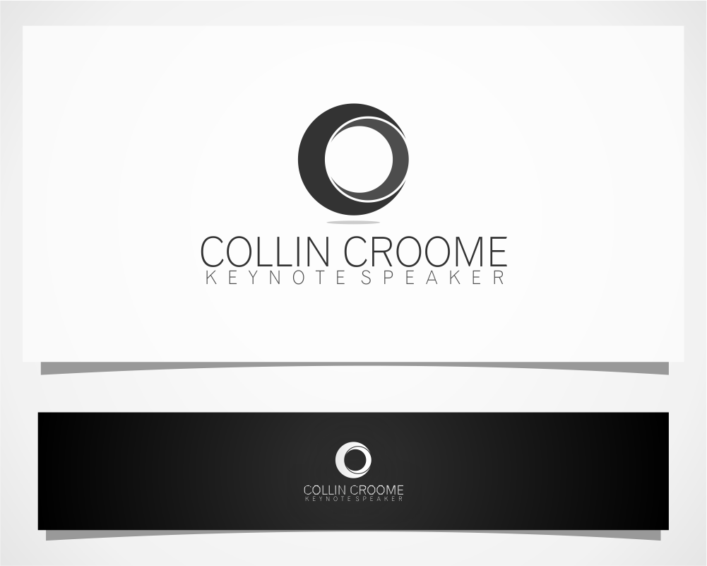 Logo Design by sevendegrees - Entry No. 300 in the Logo Design Contest Modern Logo Design for Collin Croome.