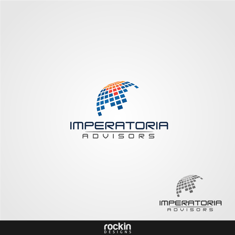 Logo Design by rockin - Entry No. 66 in the Logo Design Contest Unique Logo Design Wanted for Imperatoria Advisors.