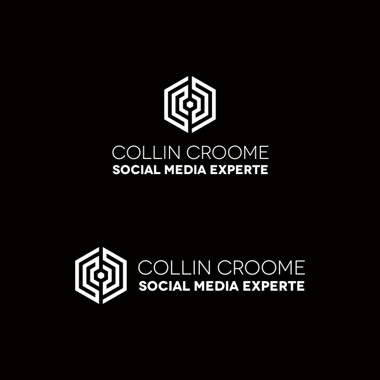 Logo Design by Private User - Entry No. 304 in the Logo Design Contest Modern Logo Design for Collin Croome.