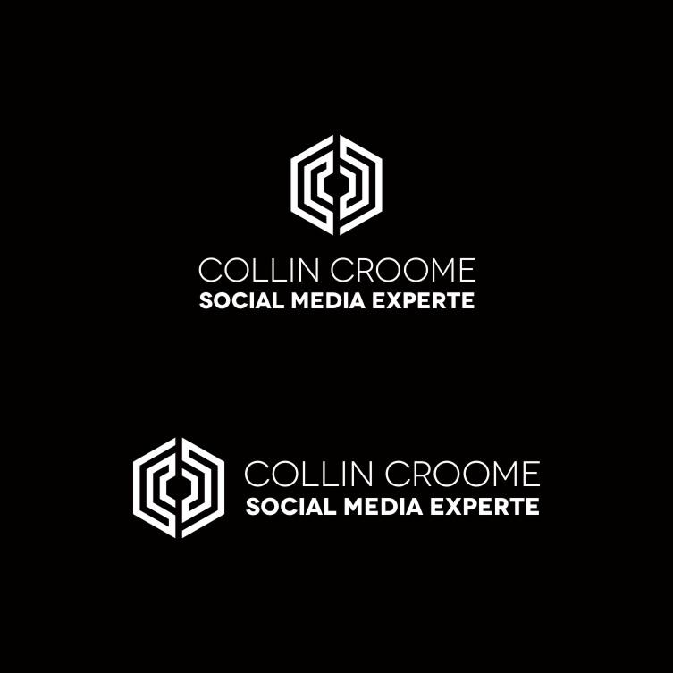 Logo Design by Private User - Entry No. 305 in the Logo Design Contest Modern Logo Design for Collin Croome.