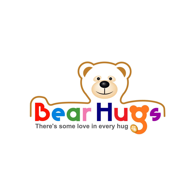 Logo Design by lagalag - Entry No. 48 in the Logo Design Contest Inspiring Logo Design for BearHugs.