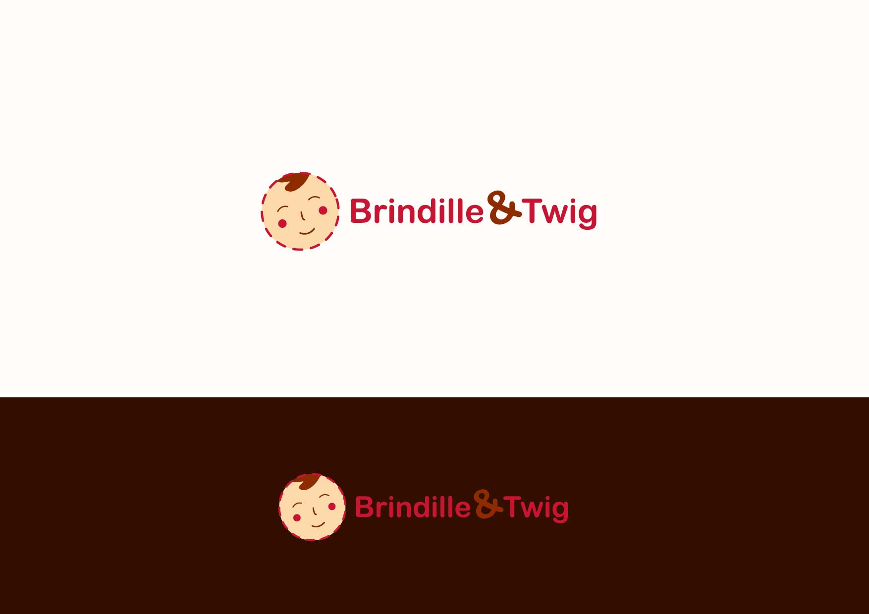 Logo Design by Osi Indra - Entry No. 21 in the Logo Design Contest Logo Design for Brindille & Twig.