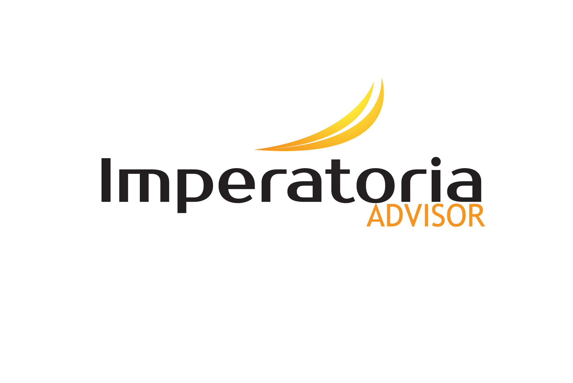 Logo Design by Jan Chua - Entry No. 67 in the Logo Design Contest Unique Logo Design Wanted for Imperatoria Advisors.