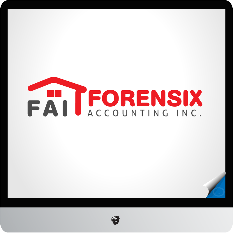 Logo Design by zesthar - Entry No. 51 in the Logo Design Contest FORENSIX ACCOUNTING INC. Logo Design.