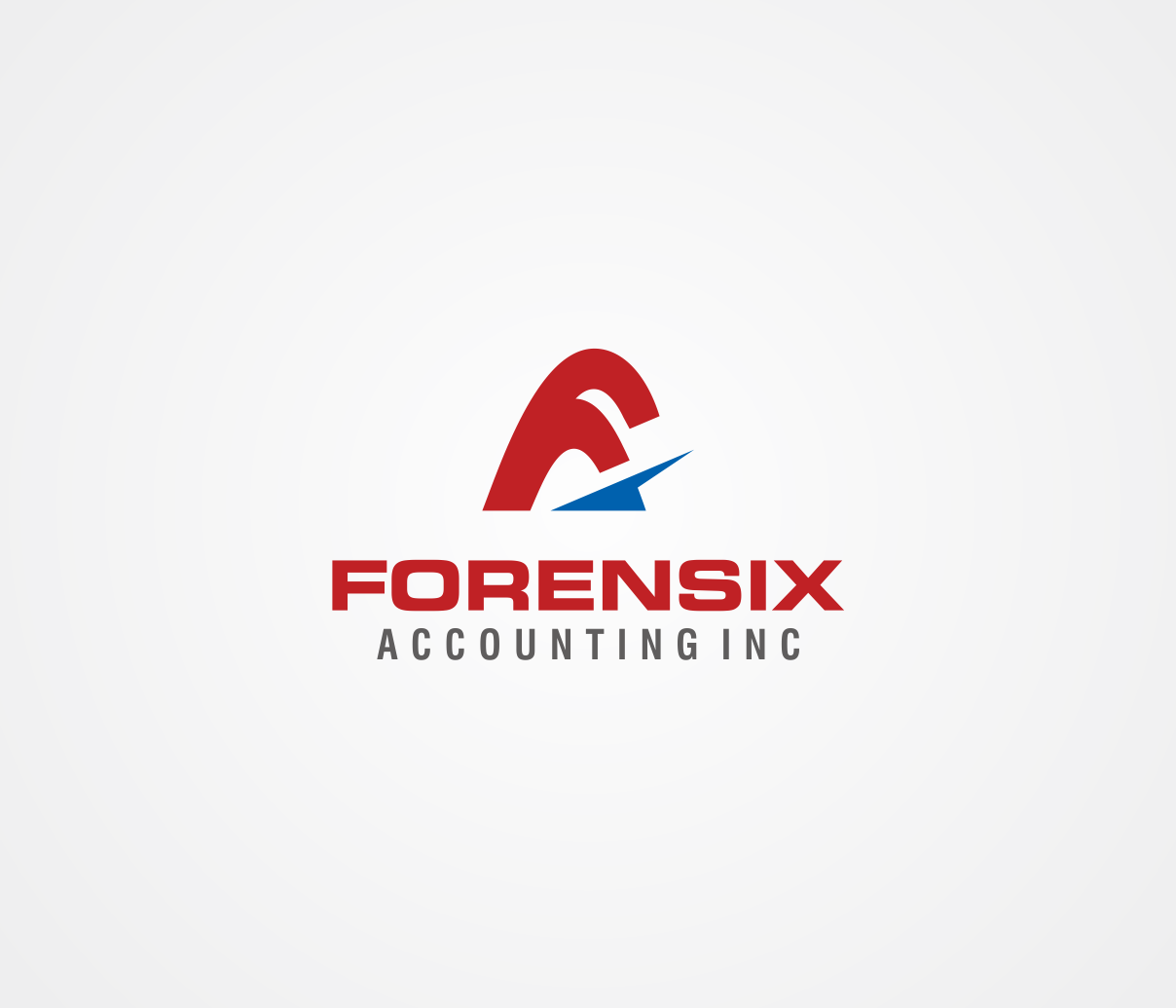 Logo Design by Armada Jamaluddin - Entry No. 52 in the Logo Design Contest FORENSIX ACCOUNTING INC. Logo Design.