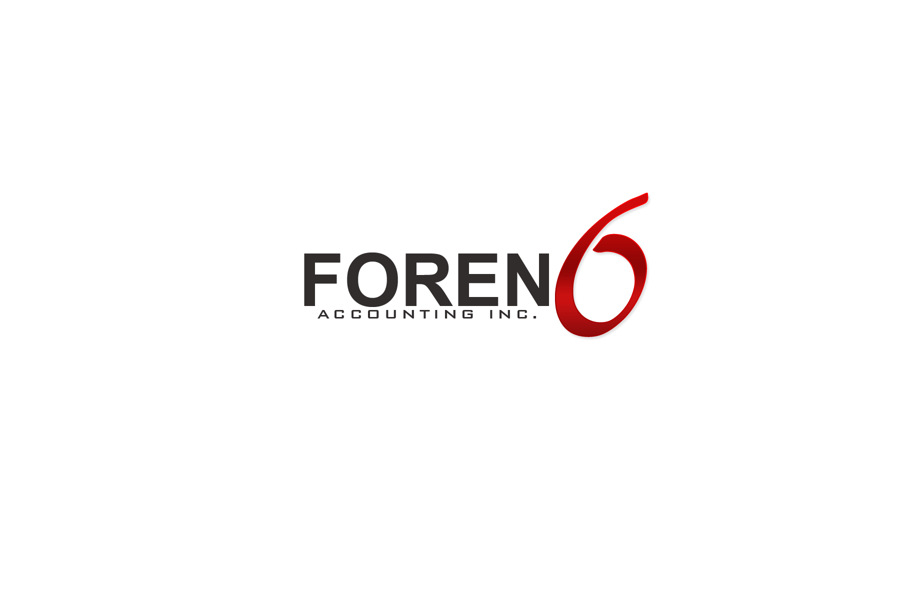 Logo Design by Jan Chua - Entry No. 54 in the Logo Design Contest FORENSIX ACCOUNTING INC. Logo Design.