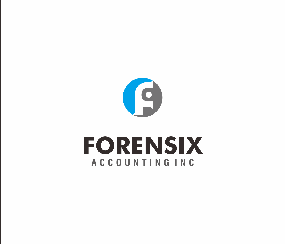 Logo Design by Armada Jamaluddin - Entry No. 55 in the Logo Design Contest FORENSIX ACCOUNTING INC. Logo Design.