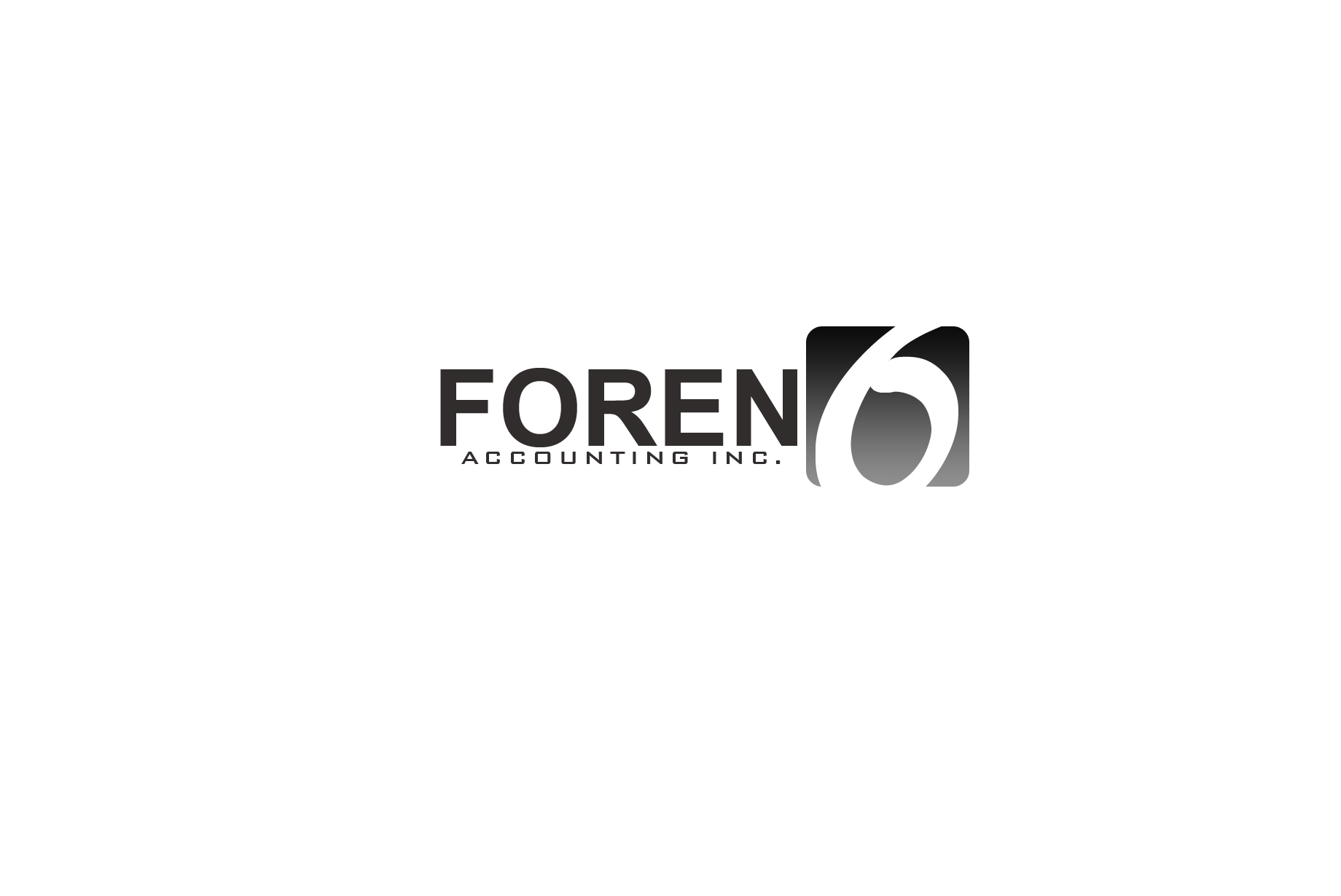 Logo Design by Jan Chua - Entry No. 56 in the Logo Design Contest FORENSIX ACCOUNTING INC. Logo Design.