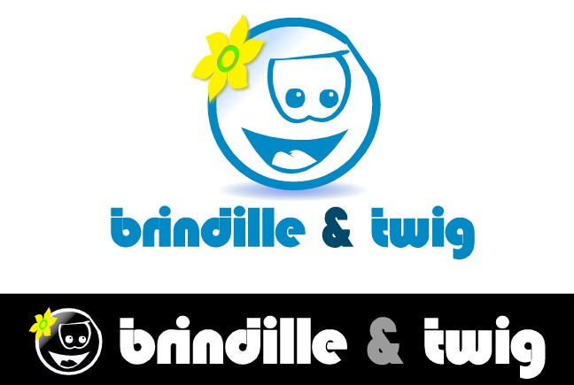 Logo Design by Ismail Adhi Wibowo - Entry No. 22 in the Logo Design Contest Logo Design for Brindille & Twig.