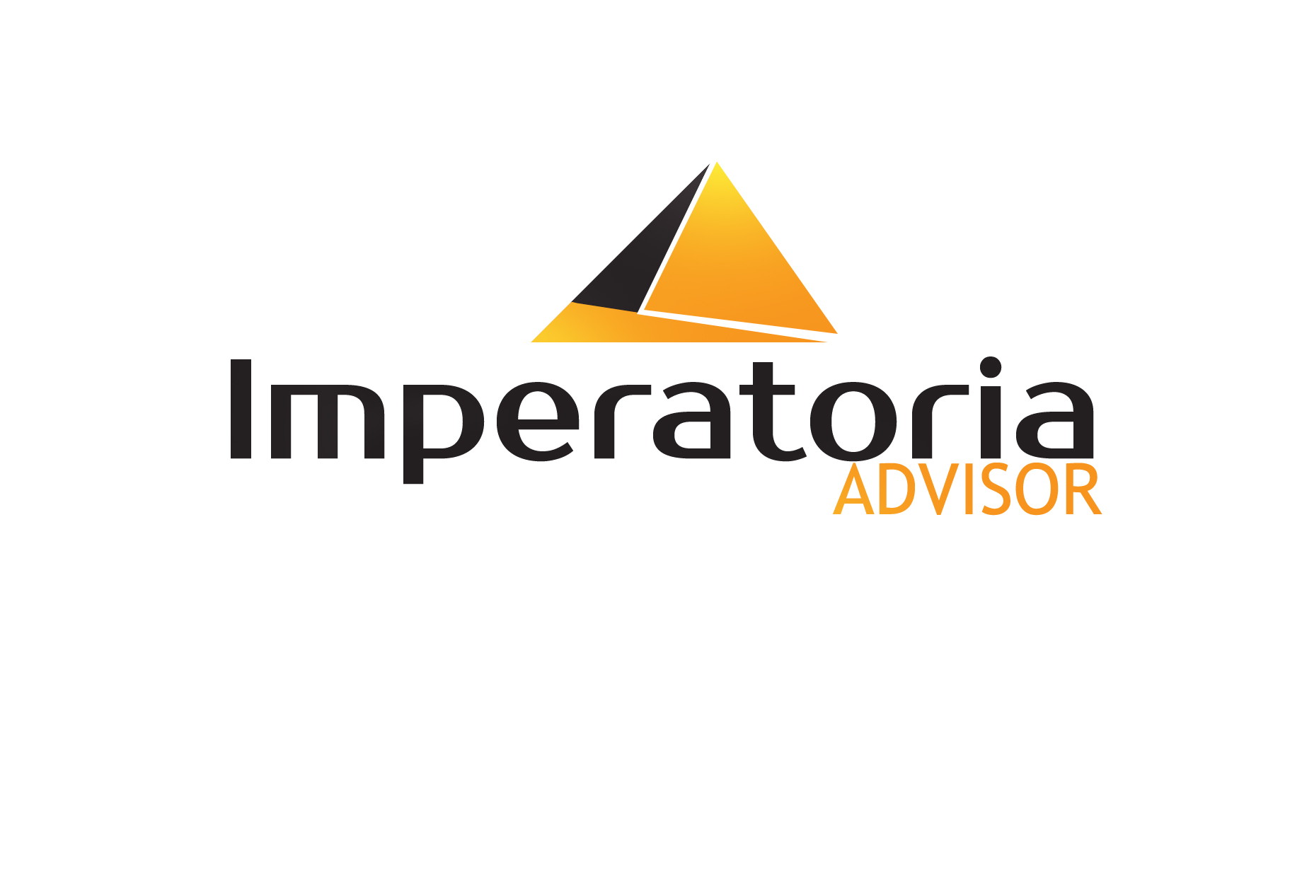Logo Design by Jan Chua - Entry No. 77 in the Logo Design Contest Unique Logo Design Wanted for Imperatoria Advisors.