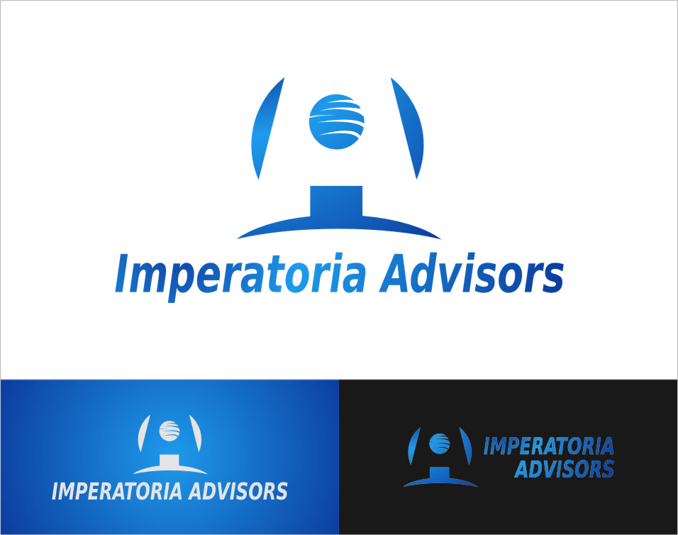 Logo Design by Ngepet_art - Entry No. 81 in the Logo Design Contest Unique Logo Design Wanted for Imperatoria Advisors.