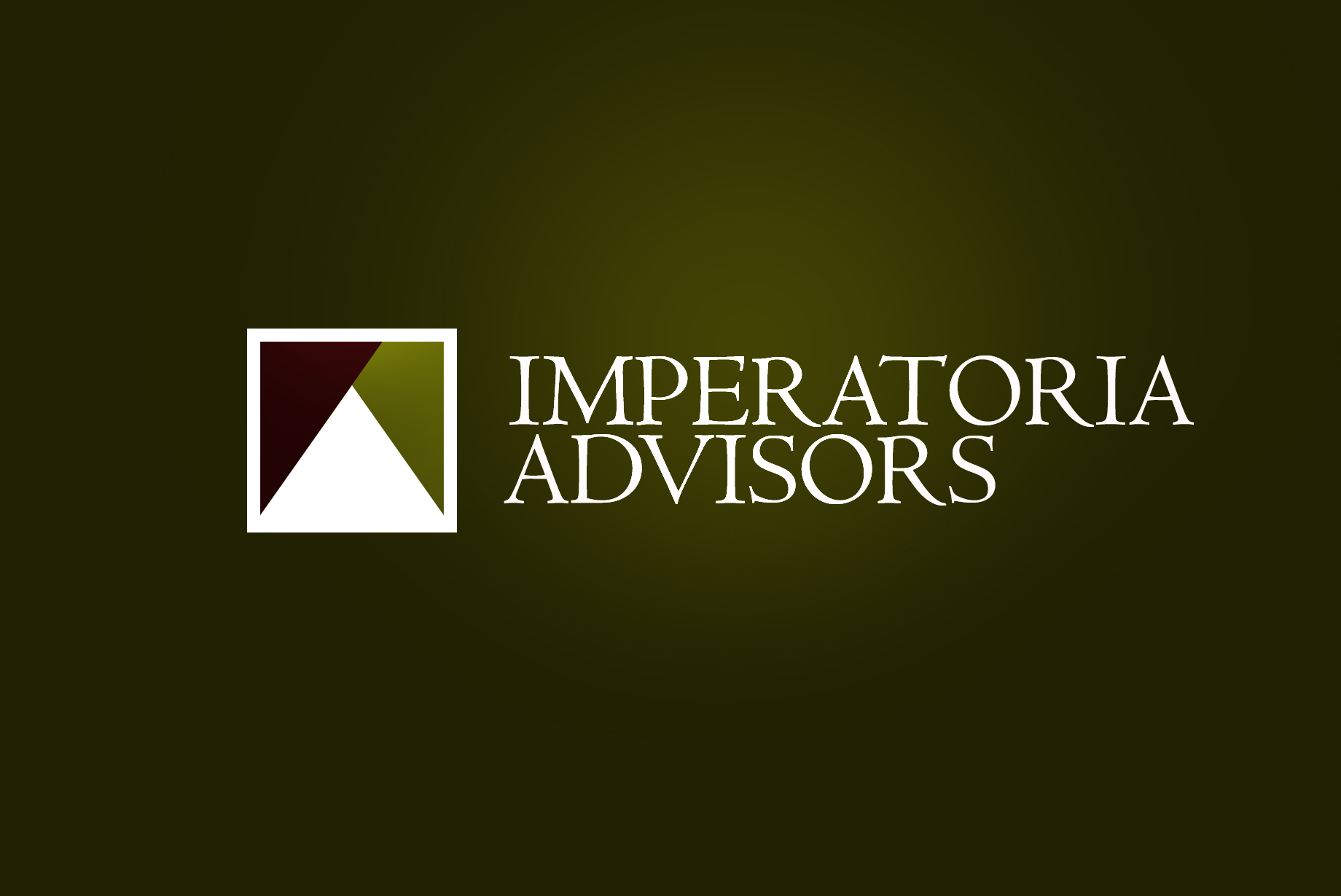 Logo Design by Jan Chua - Entry No. 84 in the Logo Design Contest Unique Logo Design Wanted for Imperatoria Advisors.