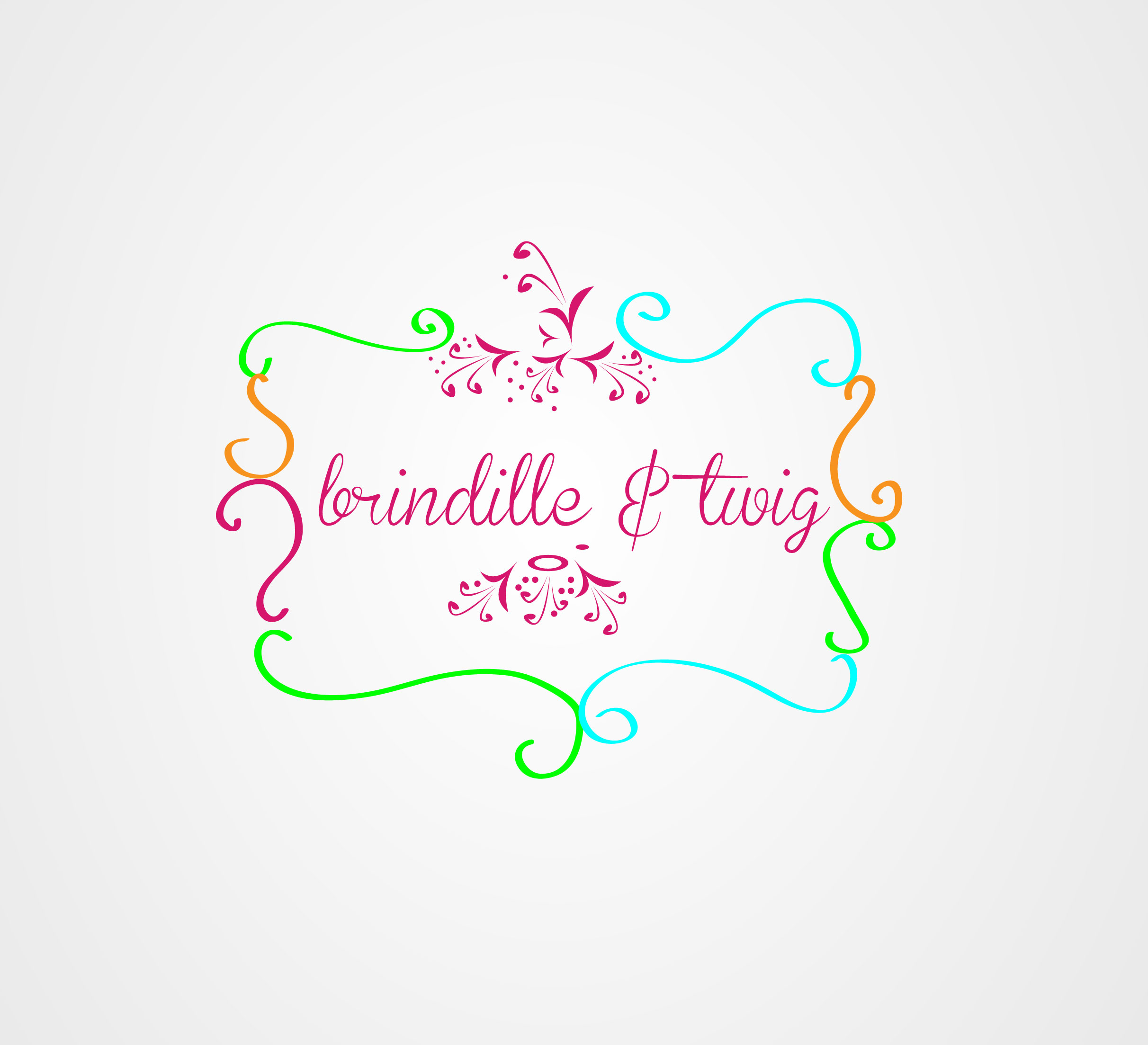 Logo Design by Darina Dimitrova - Entry No. 24 in the Logo Design Contest Logo Design for Brindille & Twig.