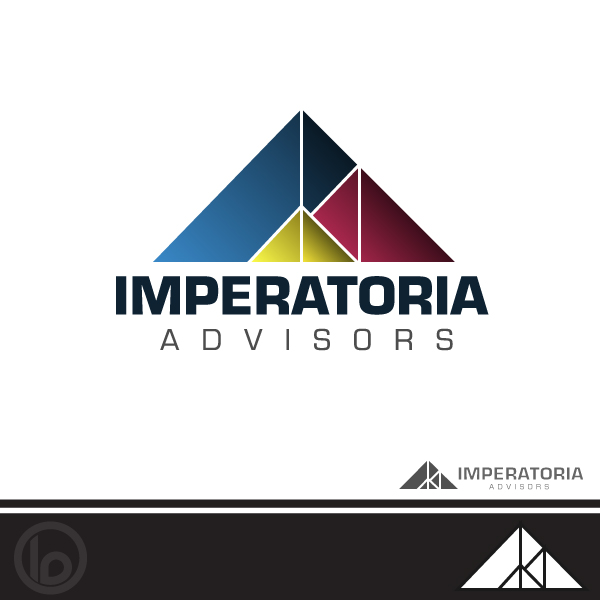 Logo Design by lumerb - Entry No. 85 in the Logo Design Contest Unique Logo Design Wanted for Imperatoria Advisors.