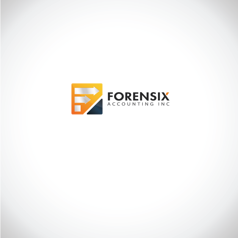 Logo Design by Lorand Coc - Entry No. 68 in the Logo Design Contest FORENSIX ACCOUNTING INC. Logo Design.