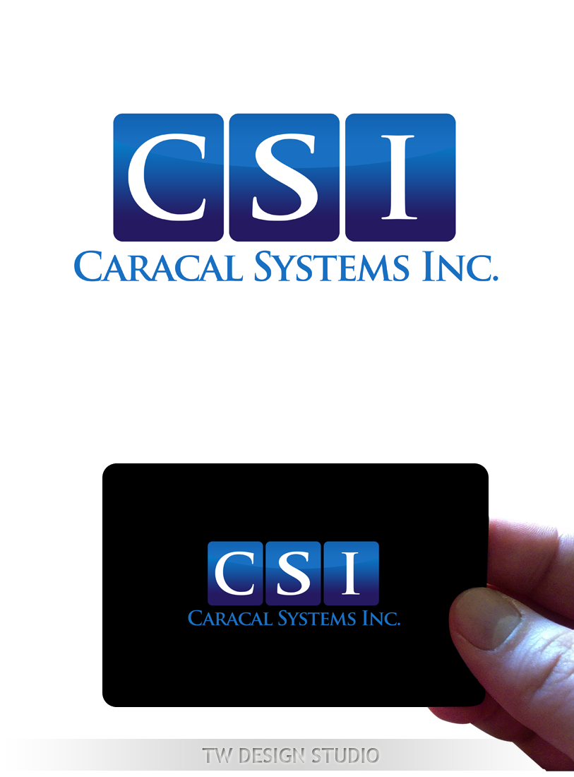 Logo Design by Private User - Entry No. 69 in the Logo Design Contest Inspiring Logo Design for Caracal Systems Inc..