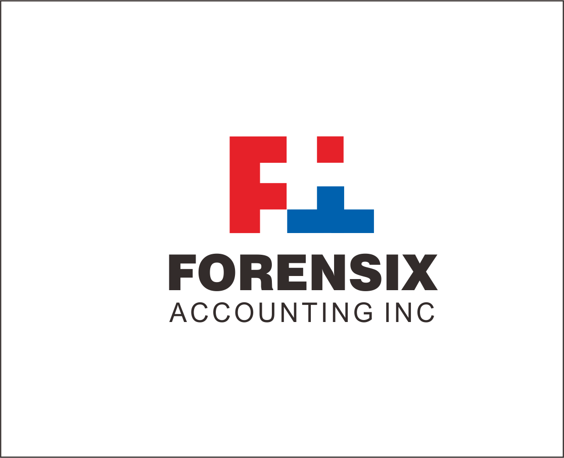 Logo Design by Armada Jamaluddin - Entry No. 81 in the Logo Design Contest FORENSIX ACCOUNTING INC. Logo Design.