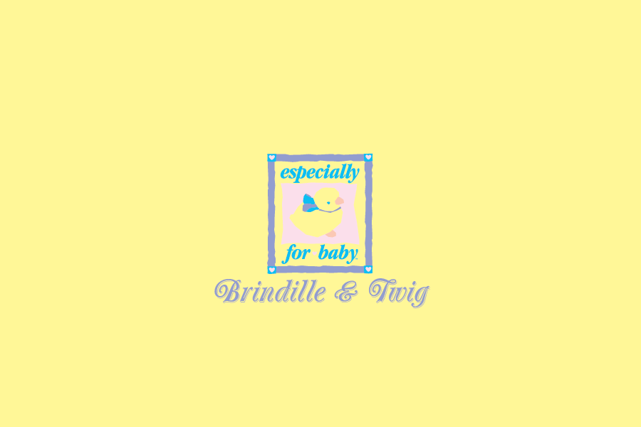 Logo Design by Digital Designs - Entry No. 36 in the Logo Design Contest Logo Design for Brindille & Twig.