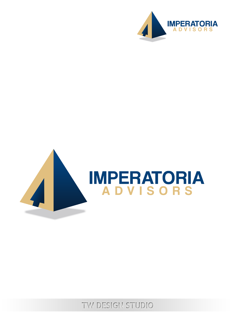 Logo Design by Private User - Entry No. 96 in the Logo Design Contest Unique Logo Design Wanted for Imperatoria Advisors.