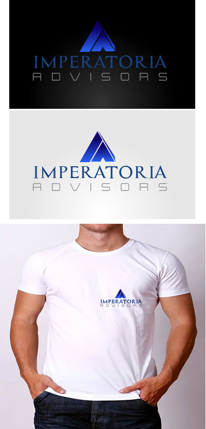 Logo Design by Boba Dizajn - Entry No. 98 in the Logo Design Contest Unique Logo Design Wanted for Imperatoria Advisors.